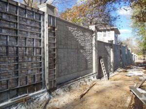 A betonkerítés kívül tarthatja az idegeneket